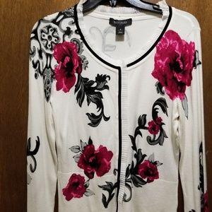 Ladies Sweater White House Black Market size small